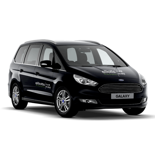 7 seater hire main image
