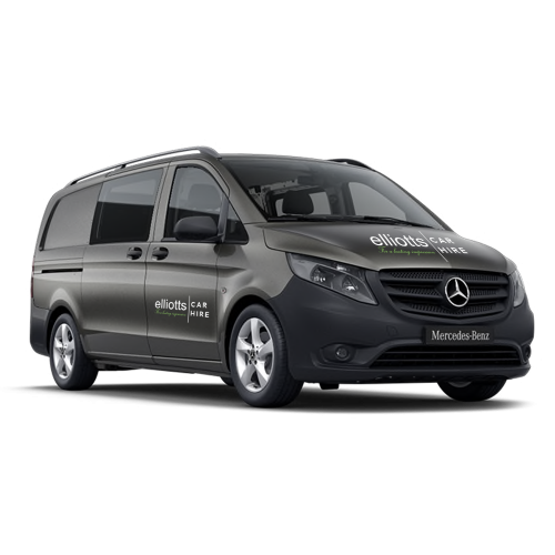 9 seater hire main image