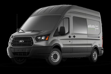 large van hire hero image